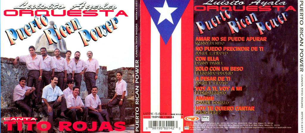 Puerto Rican Power - Canta Tito Rojas (1994) Userscloud Puerto10