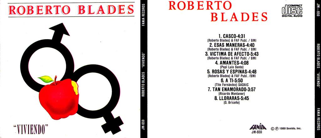 Roberto Blades - Viviendo (1989) Userscloud Robert10