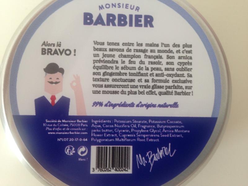 [REVUE] Savon à raser Mr Barbier en collaboration avec Le Père Lucien Fullsi11