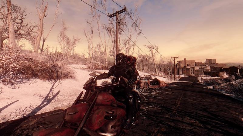 Favorite Fallout Mount/Vehicle Mod? 20170210