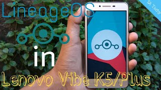 lineage-14.1-20170830-UNOFFICIAL-A6020.zip for Lenovo Vibe K5/K5 PLUS A6020 Mqdefa10
