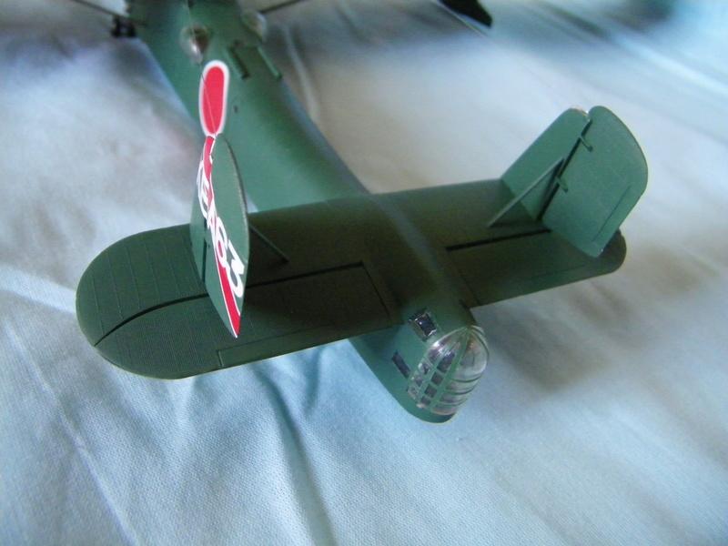 Kawanishi H6K5 Mavis 100_5221