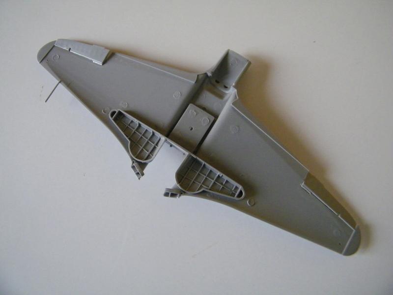 Yak 3 de Zvezda au 1/48e 100_5411