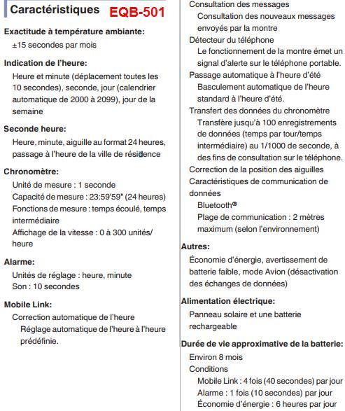 Casio eqb-501xd-1ar/eqb-600d-1a2r Manuel10