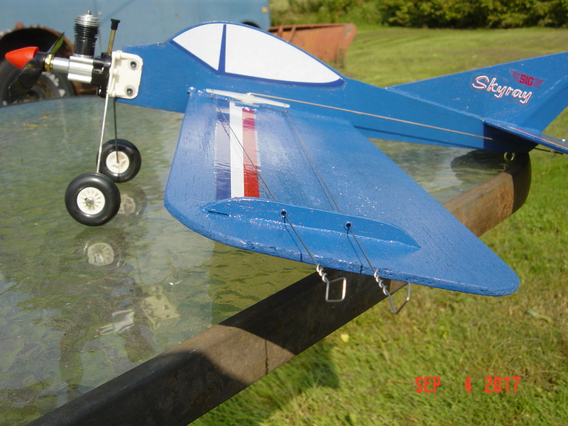 Ordered a 1/2A Skyray kit - Page 2 Skyray19