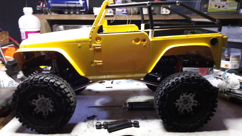 """jeep scx""""off road"""" - Page 2 20170712"""