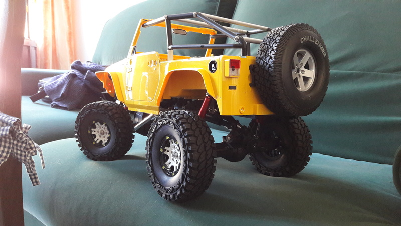 """jeep scx""""off road"""" - Page 2 20170714"""