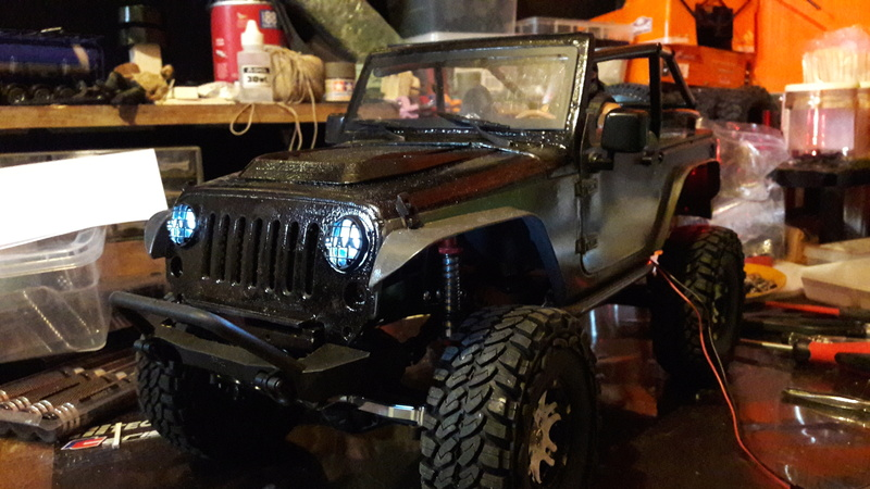 """jeep scx""""off road"""" - Page 2 20170824"""