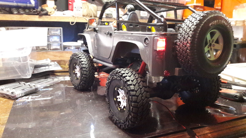 """jeep scx""""off road"""" - Page 2 20170825"""