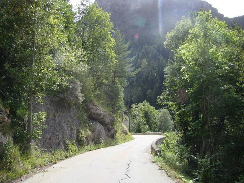 les routes du  vertige dans l'Oisans Dsc08411