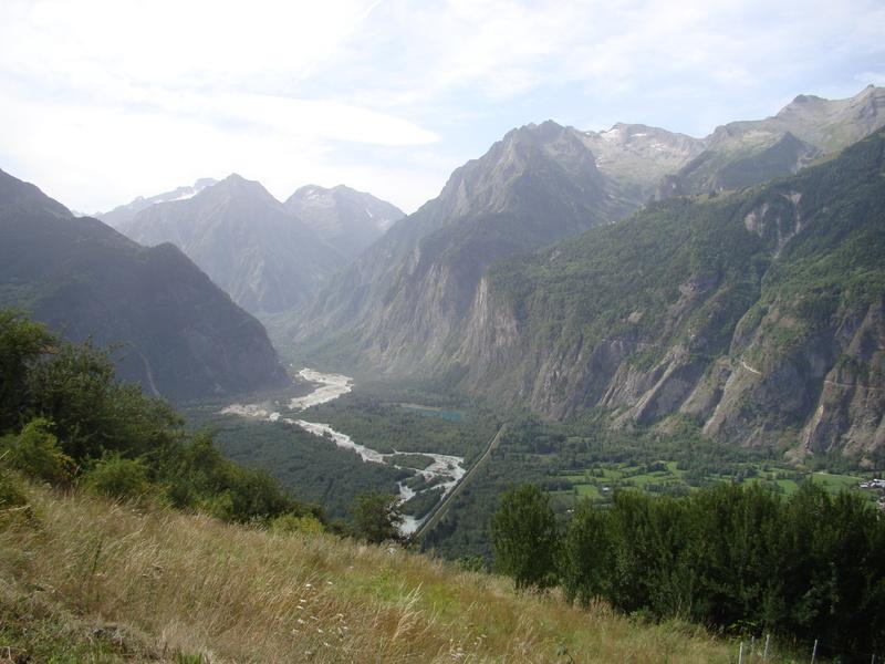 les routes du  vertige dans l'Oisans Dsc08413