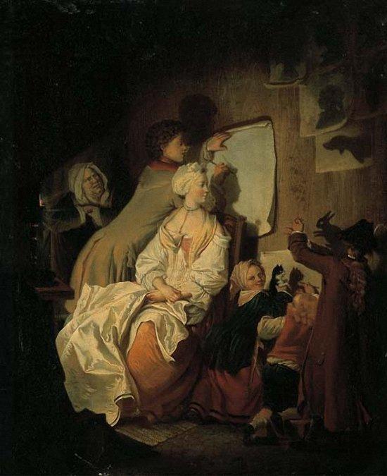 """silhouette - L'art du  """" Portrait en Silhouette """" ou """" à la silhouette """" 1270e510"""