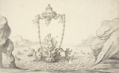 L'hôtel des Menus Plaisirs du Roi 1810