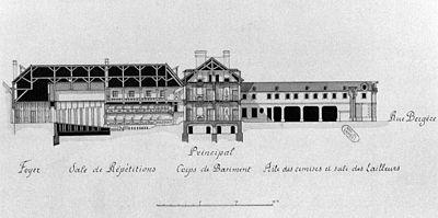 L'hôtel des Menus Plaisirs du Roi 410