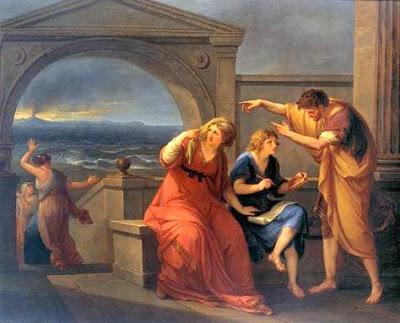 Le Vésuve, décrit par les contemporains du XVIIIe siècle - Page 3 81476810