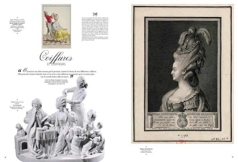 La Mode à la Cour de Marie-Antoinette, de Juliette Trey 91iixi10