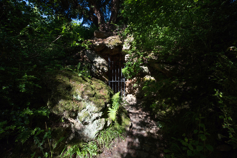 grotte - La grotte du Hameau de Marie-Antoinette G10