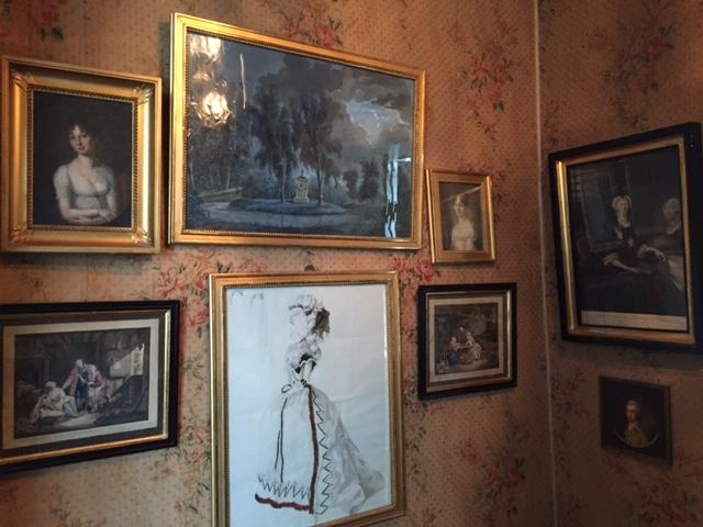 Expo sur Fersen et Marie-Antoinette - Palais royal de Stockholm Img_5710