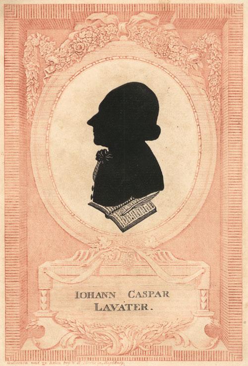 "silhouette - L'art du  "" Portrait en Silhouette "" ou "" à la silhouette "" Johann10"