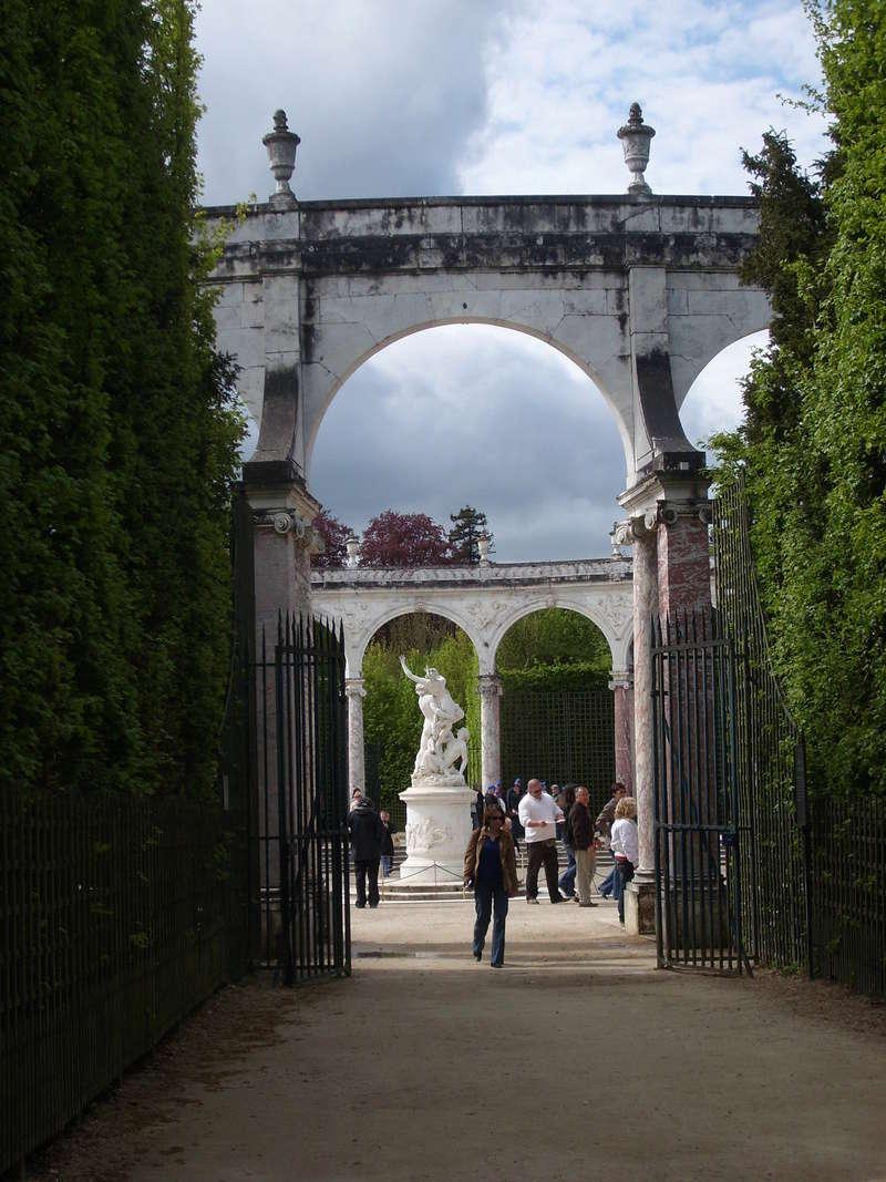 Le bosquet de la Colonnade Versai10