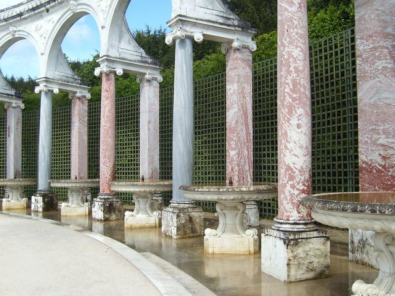 Le bosquet de la Colonnade Versai11