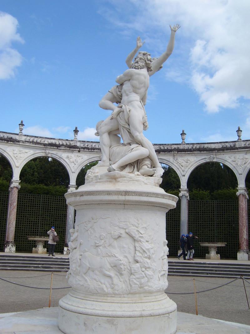Le bosquet de la Colonnade Versai12