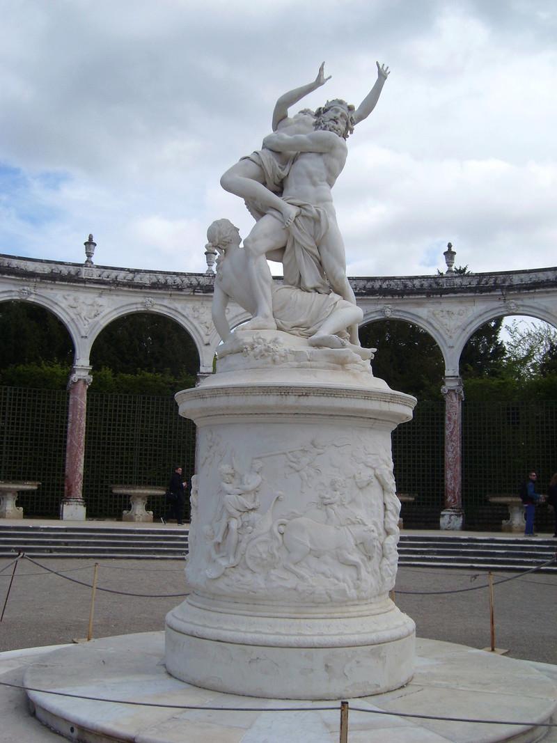 Le bosquet de la Colonnade Versai13