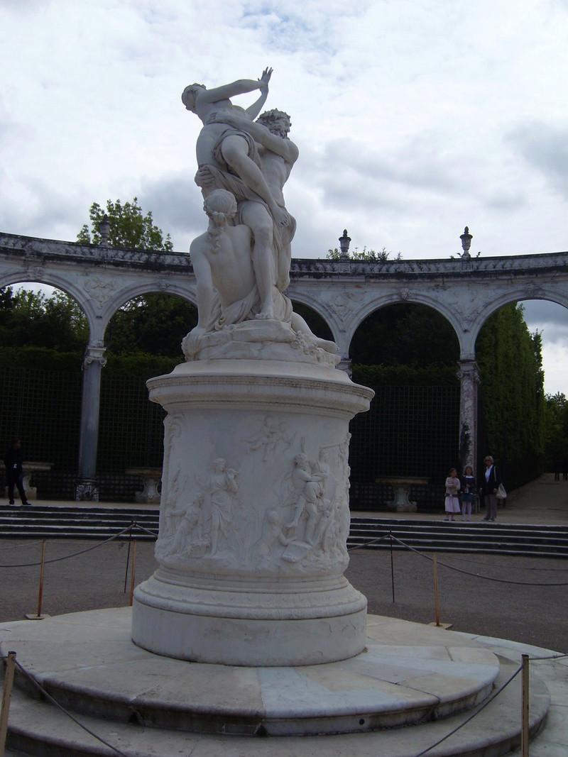 Le bosquet de la Colonnade Versai14