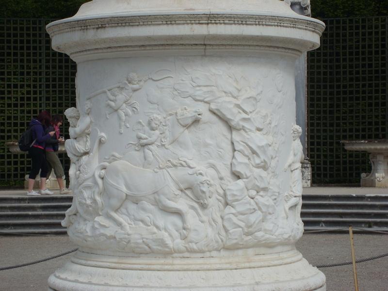 Le bosquet de la Colonnade Versai15