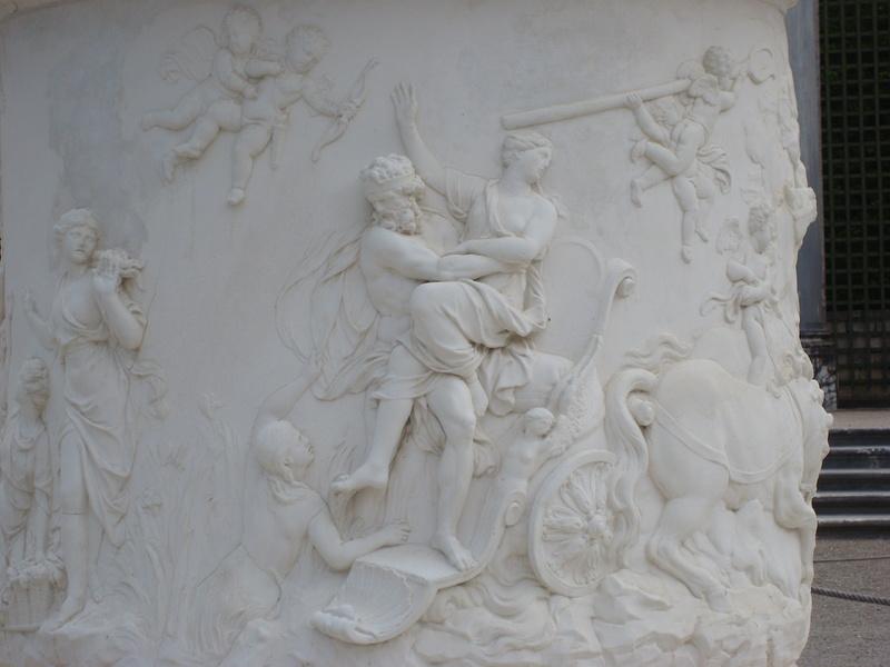 Le bosquet de la Colonnade Versai16
