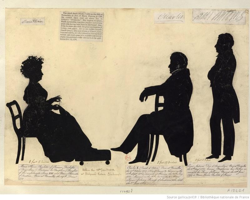"""silhouette - L'art du  """" Portrait en Silhouette """" ou """" à la silhouette """" Zzzzzz10"""