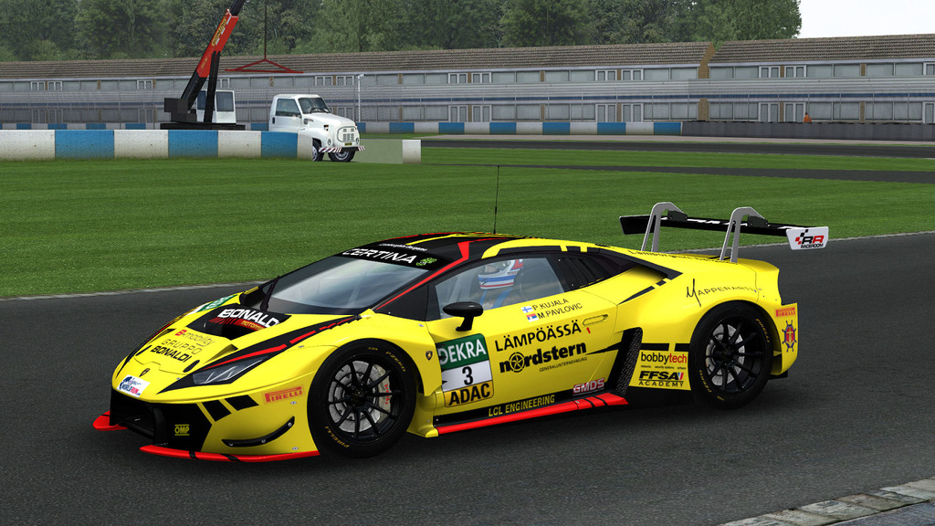 GTR2 EEC GT3 Cars Bonald10