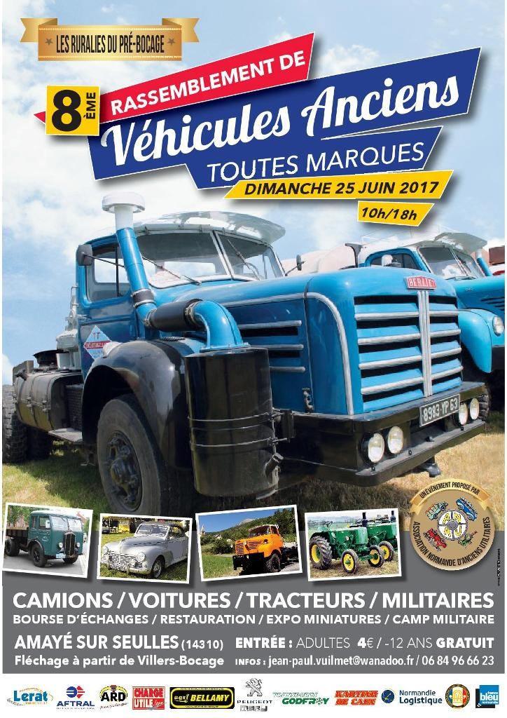 Rassemblement de camions anciens en Normandie 000017