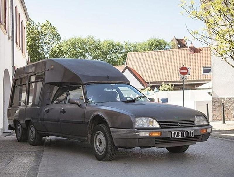 Vente Collection Citroën aux Enchères à  Wissant 2017 0117