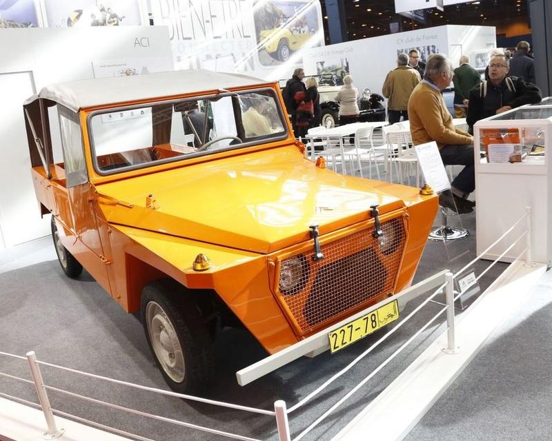 Citroën 3CV Baby Brousse 1970 0155