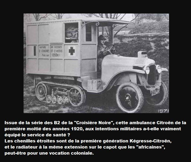 """Citroën miniatures > """"Ambulances, transports de blessés et assistance d'urgence aux victimes"""" 1115"""