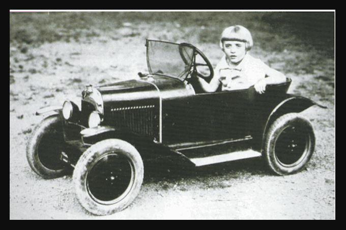 La CITROËNNETTE de 1925 523