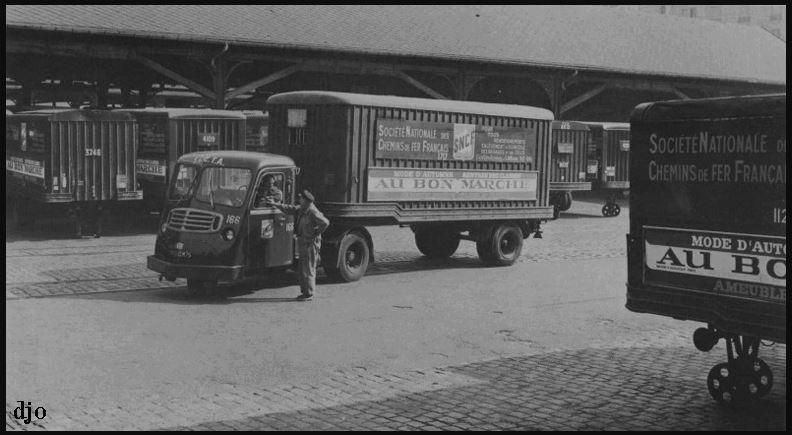 Le Tracteur FAR (le Cheval Mécanique) 6171