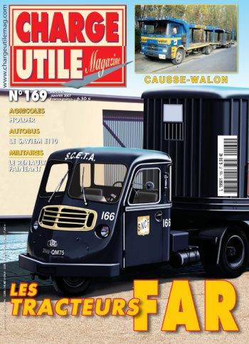 Le Tracteur FAR (le Cheval Mécanique) 6172