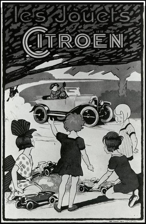 La CITROËNNETTE de 1925 621