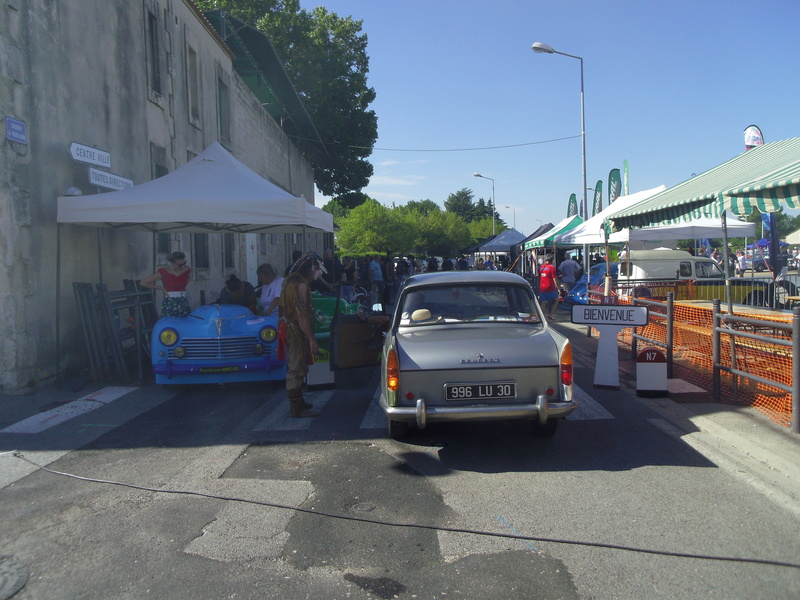 30 - Marguerittes : 4eme rassemblement d'anciennes  Imgp9216