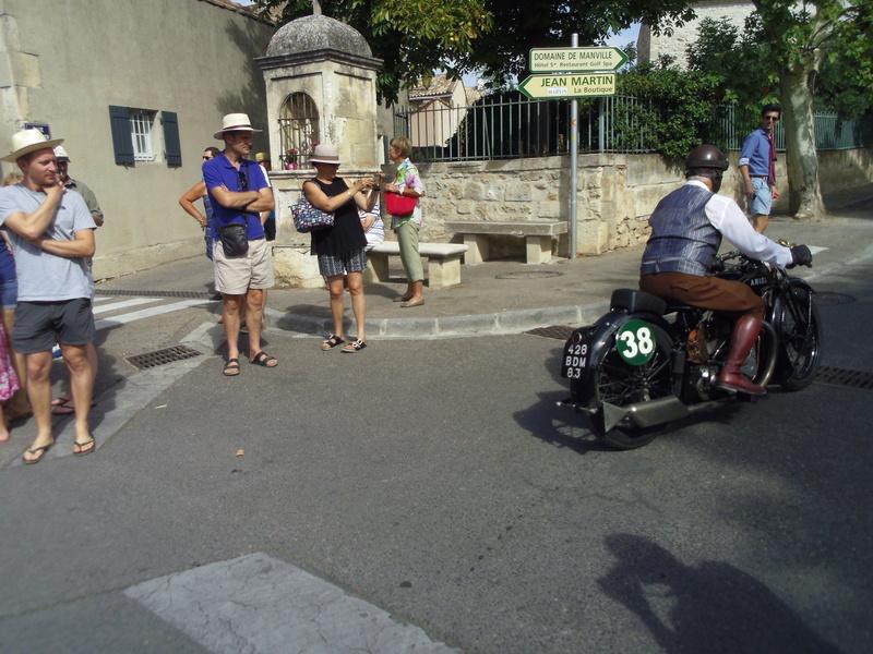 13 - Maussane les Alpilles : Fête du Temps Retrouvé le 27 Août 2017 Imgp9850