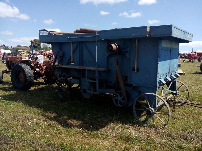 87 - St Martin - Terressus : Fête de la batteuse le 6 Août 2017 Limog105