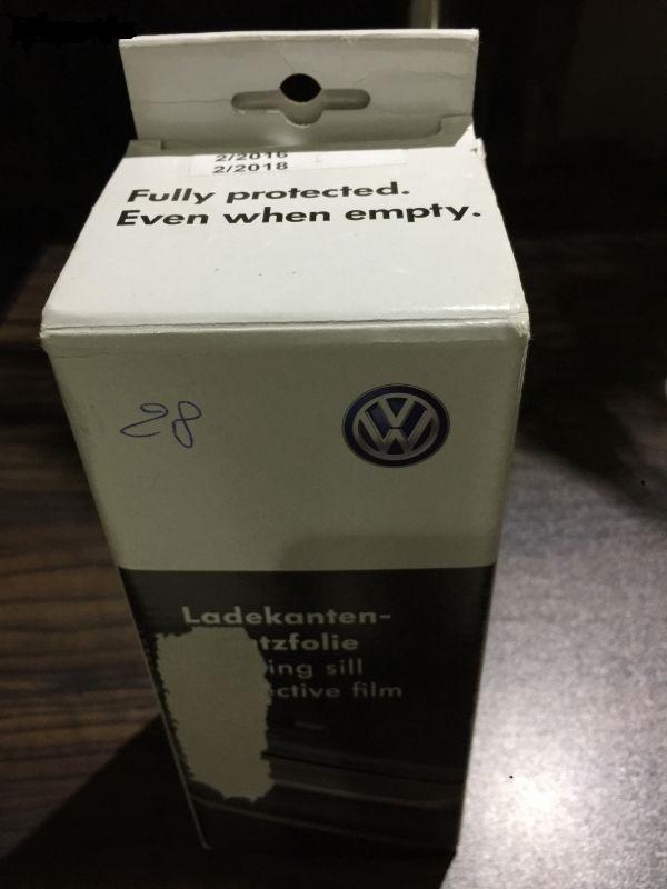 Film de protection pare choc Volkswagen T5 40a9da10
