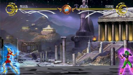 Pack sanctuary, Asgard, Hades and Ovas by mugenshock Athena10