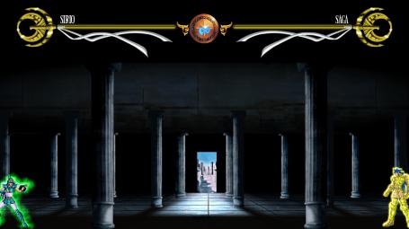 Pack sanctuary, Asgard, Hades and Ovas by mugenshock Saga10