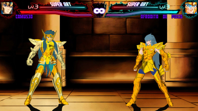 aioros - ULTIMATE MMD COSMOS - Page 4 Mugen026