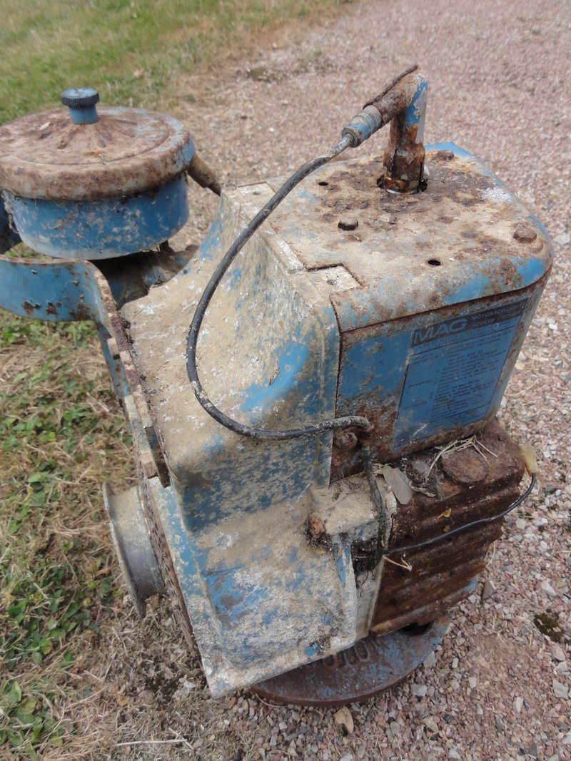 carburateur - (Recherche) Carburateur pour moteur MAG 1029 srlx (PP2X) Dsc05510