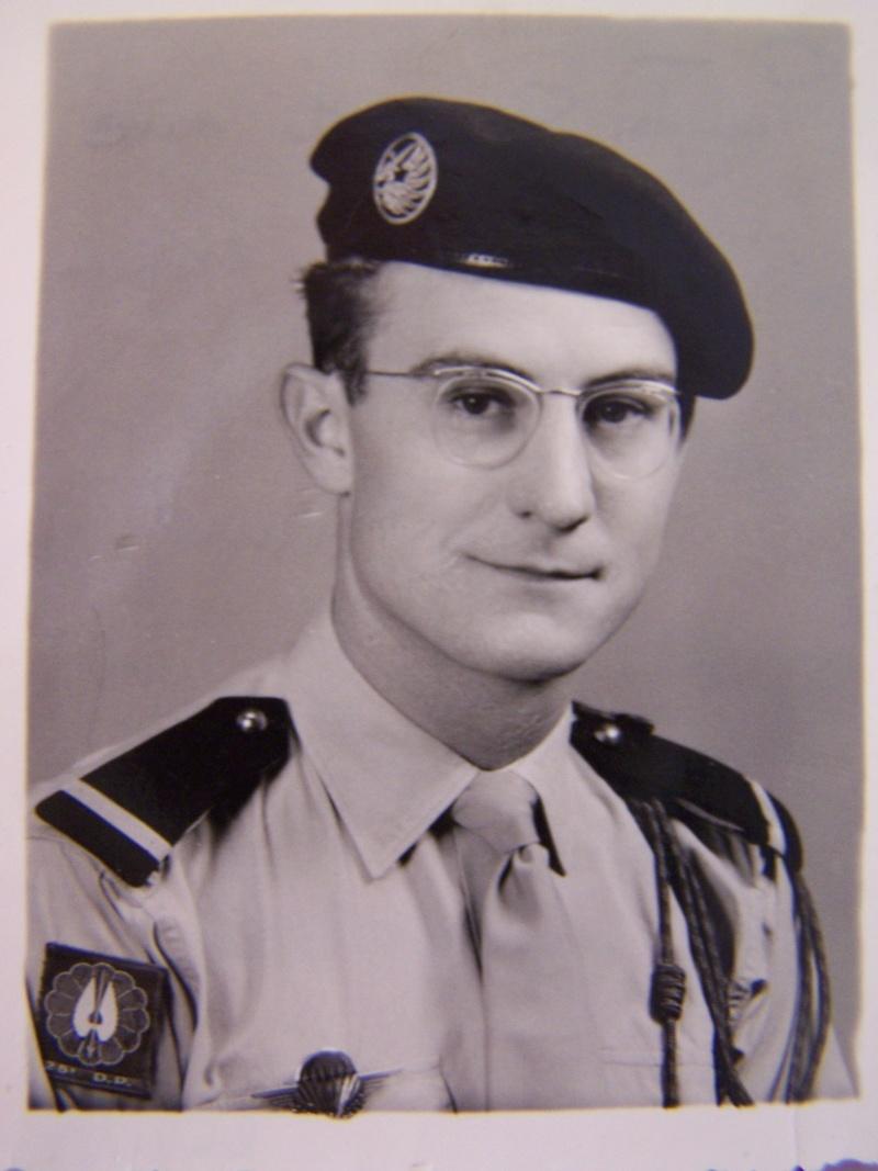 Mon Pere 14eRCP en 1956 - 1957 100_6811