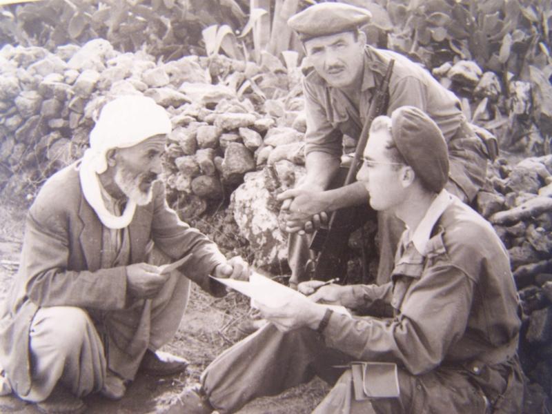 Mon Pere 14eRCP en 1956 - 1957 100_6914
